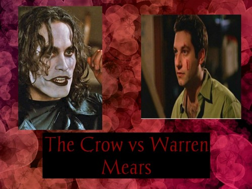 Crossover Fanfiction wallpaper titled The gagak vs Warren Mears