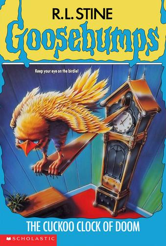 Мурашки Обои entitled The Cuckoo Clock of Doom