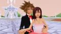 The Dream of Light and Shine Sora x Kairi