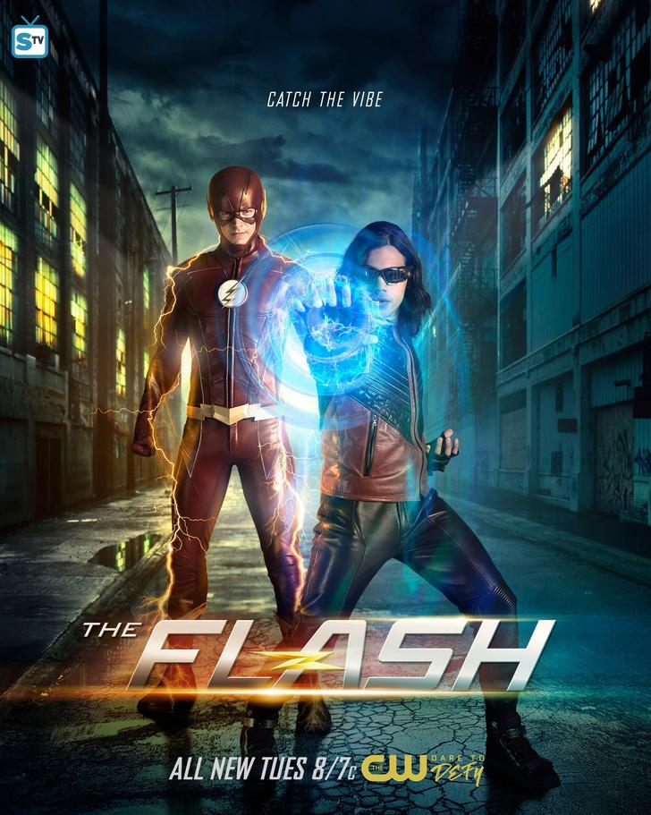 The Flash - Season 4 - New Poster