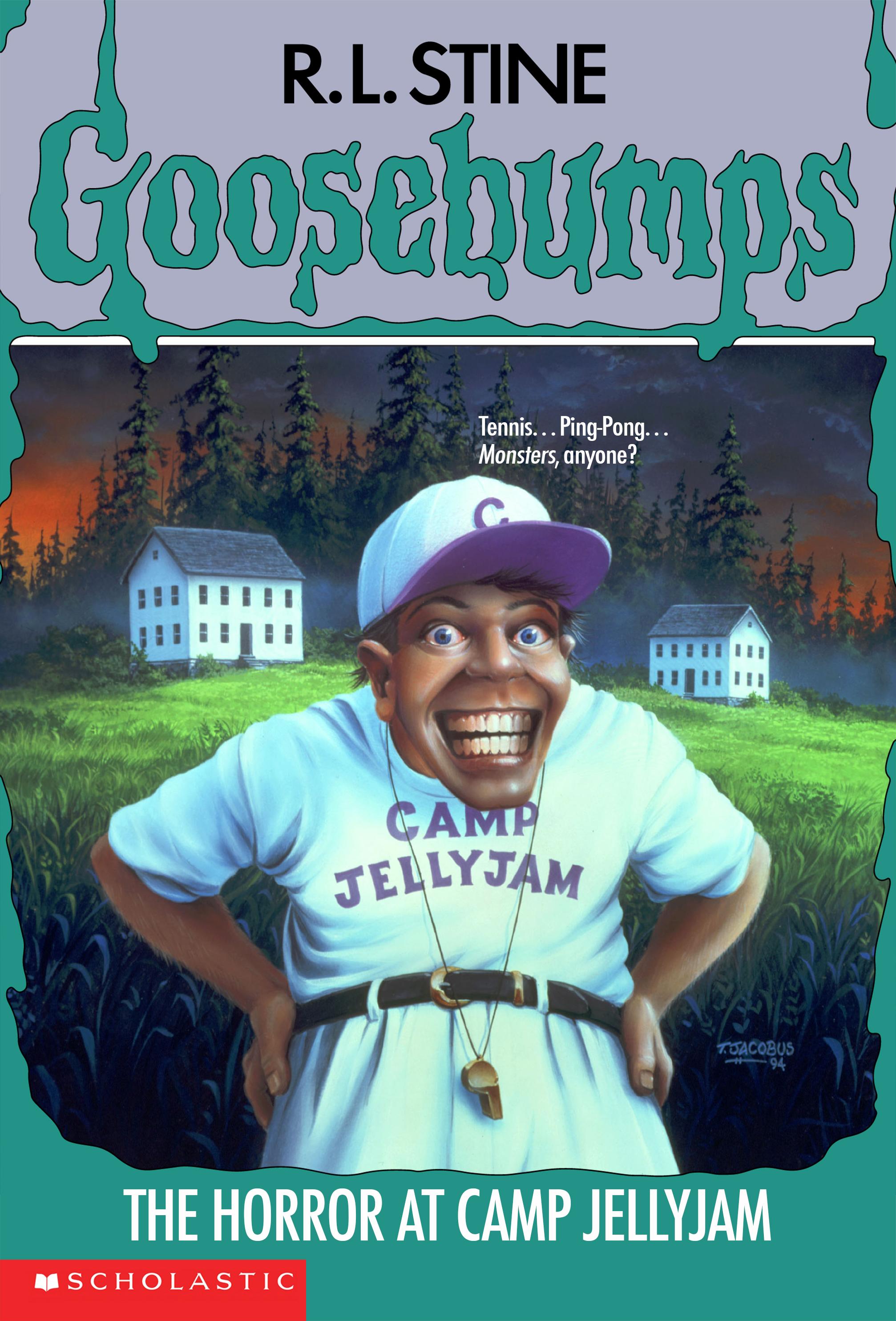Goosebumps images the horror at camp jellyjam hd wallpaper - Goosebumps wallpaper ...