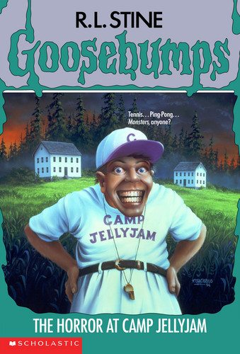 Мурашки Обои called The Horror at Camp Jellyjam