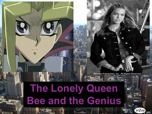 The Lonely क्वीन Bee and the Genius
