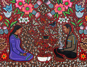 The Medicine We Seek Is Often Found In The Offerings We Give sejak Christi Belcourt