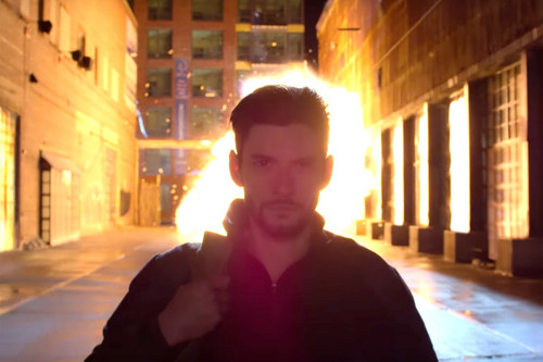 The Punisher - Netflix 바탕화면 titled The Punisher Season 1 Trailer Screencap
