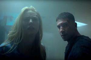 The Punisher Season 1 Trailer Screencap