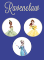 The Ravenclaw Princesses - disney-princess photo