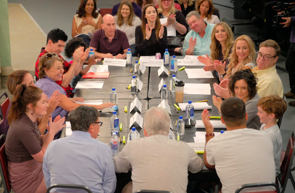 The Roseanne Revival's First Table Read!