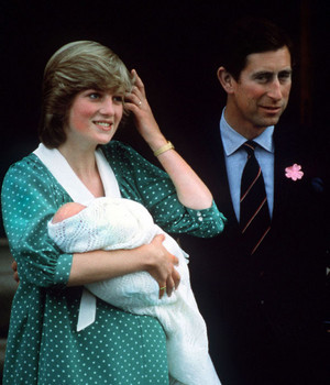 The Royal Family Back In 1982