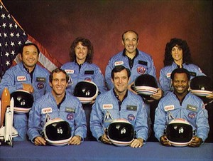 The Seven Victims Of The 1986 Challenger Tragedy