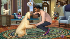The Sims 4: Cats and Dogs