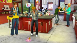 The Sims 4: Cool dapur Stuff