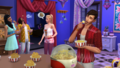 The Sims 4: Movie Hangout Stuff