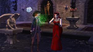 The Sims 4: Vampire