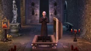 The Sims 4: ヴァンパイア