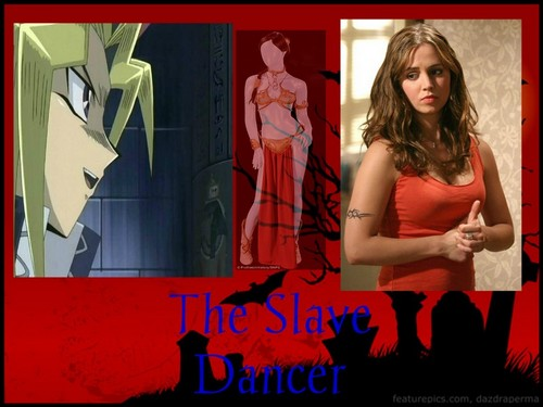 Crossover Fanfiction wallpaper entitled The Slave Dancer
