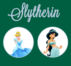 The Slytherin Princesses