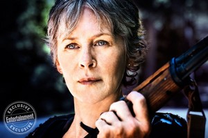 The Walking Dead Carol Peletier Season 8 Official Picture