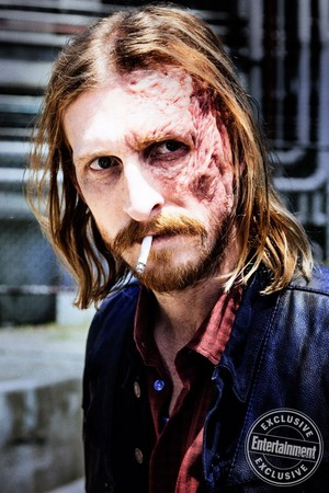 The Walking Dead Dwight Season 8 Official Picture