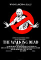 """The Walking Dead """"Ghostbusters"""" Movie Tribute Poster for the 100th Episode - the-walking-dead photo"""