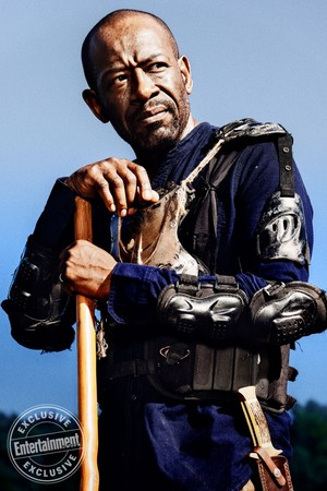 The Walking Dead Morgan Jones Season 8 Official Picture