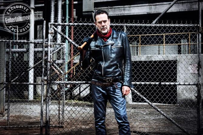 The Walking Dead Negan Season 8 Official Picture