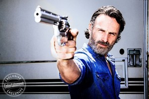 The Walking Dead Rick Grimes Season 8 Official Picture