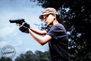 The Walking Dead Rosita Espinosa Season 8 Official Picture