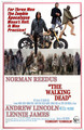 """The Walking Dead """"The Good, The Bad and The Ugly"""" Movie Tribute Poster for the 100th Episode - the-walking-dead photo"""