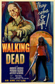 """The Walking Dead """"The Mummy"""" Movie Tribute Poster for the 100th Episode - the-walking-dead photo"""