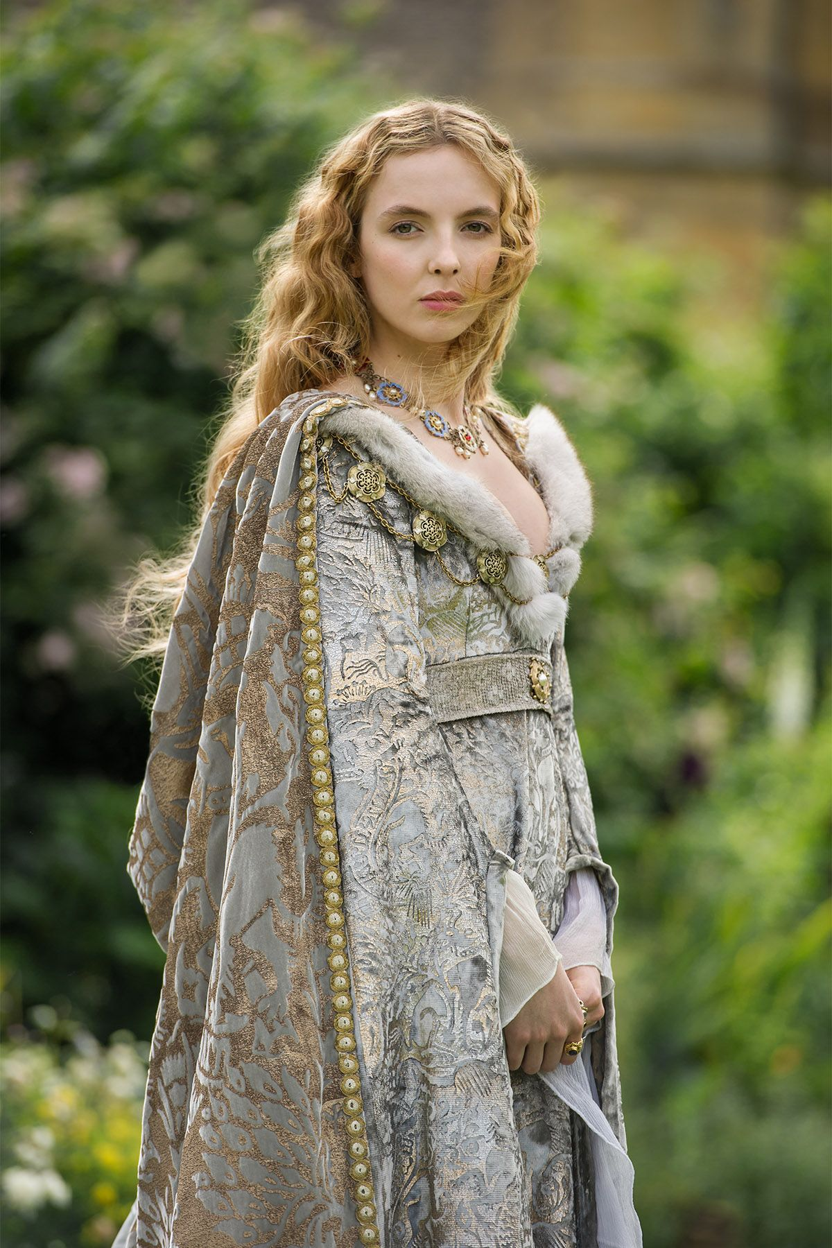 The White Princess Stills - Henry VII & Elizabeth of York foto