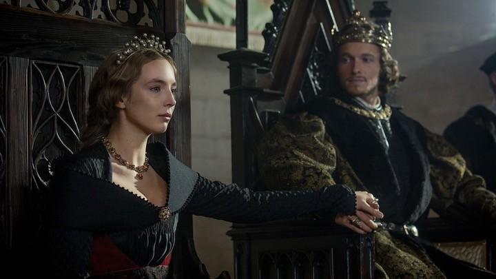 Resultado de imagem para white princess elizabeth and henry