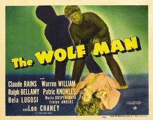 The 狼, オオカミ Man