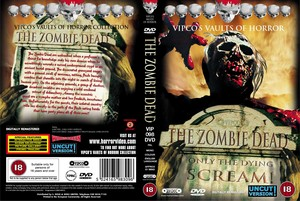 The Zombie Island (a.k.a. Burial Ground) (DVD)