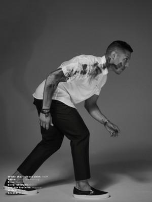 Theo Rossi - Imagista Photoshoot - 2017