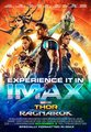 Thor: Ragnarok - IMAX Poster