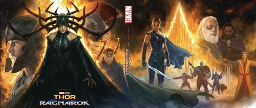 Thor: Ragnarok 바탕화면 titled Thor: Ragnarok - Poster