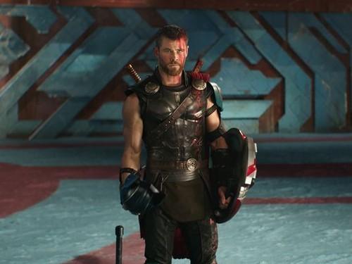 Thor: Ragnarok fond d'écran called Thor Ragnarok