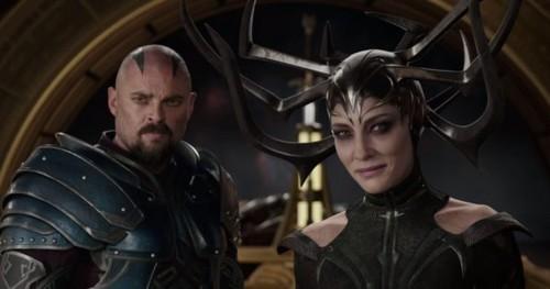 Thor: Ragnarok wolpeyper called Thor Ragnarok