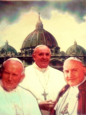 Three Popes I Admire The Most