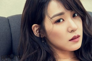 Tiffany for BEAUTY Magazine October Issue