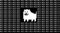 Toby Fox/Annoying Dog wallpaper
