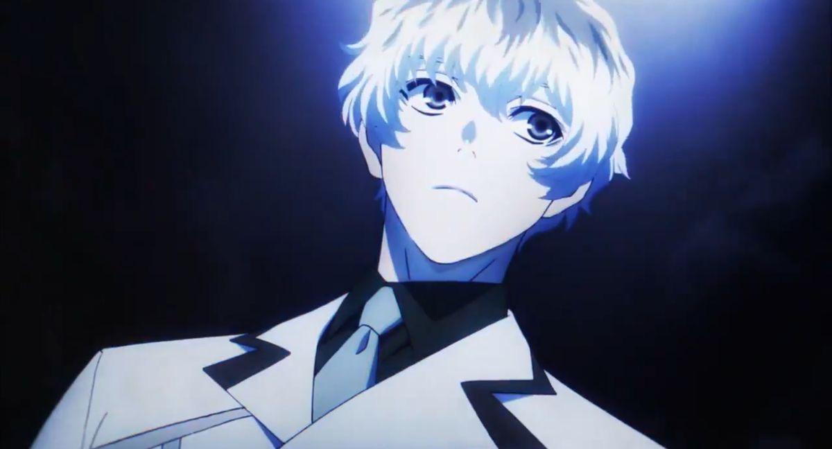 Tokyo Ghoul:re (anime) - Haise Sasaki - Ken Kaneki Photo