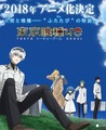 Tokyo Ghoul:re anime coming in 2018  - anime photo