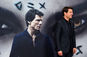 Tom Cruise (2017)