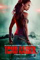 Tomb Raider (2018) Poster - female-ass-kickers photo