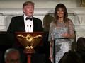 Trumps Host White House Historical Association - September 14, 2017
