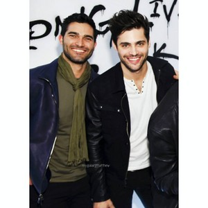 Tyler and Matt Daddario