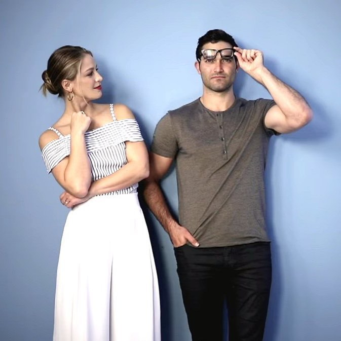 Tyler and Melissa
