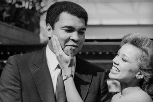 Vanessa And Muhammad Ali